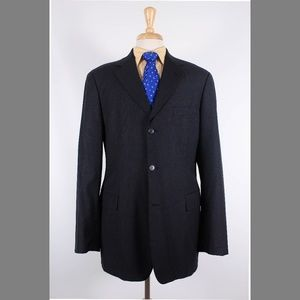 Brooks Brothers 41L Gray Sport Coat Y094